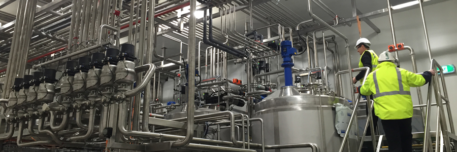 Stainless Delivers State-of-the-Art Production Facility