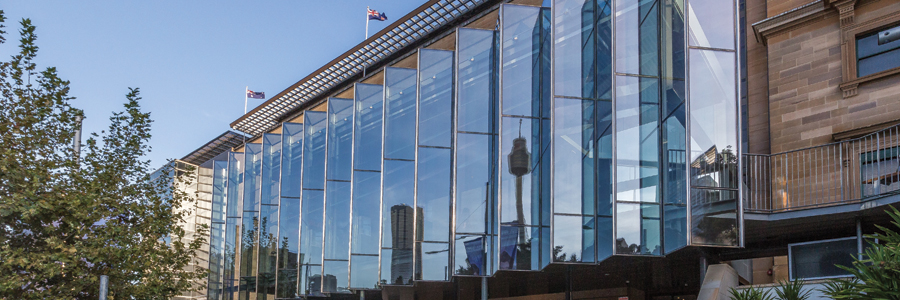 Stainless Steel Supports Innovative and Engaging New Face for the Australian Museum