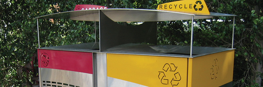 Stainless cleans up university grounds