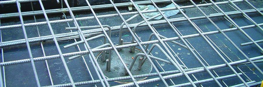 Stainless rebar enhances technology performance