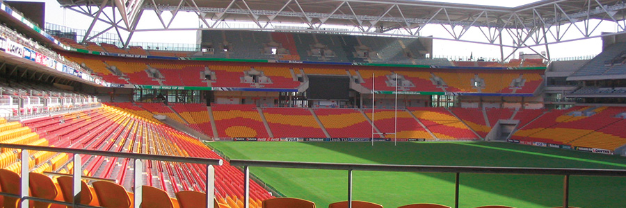Specifying Stainless for Suncorp Stadium