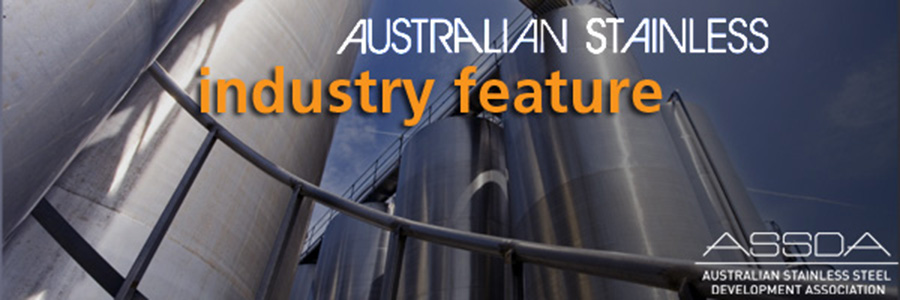 Food Processing Plants Built on Stainless