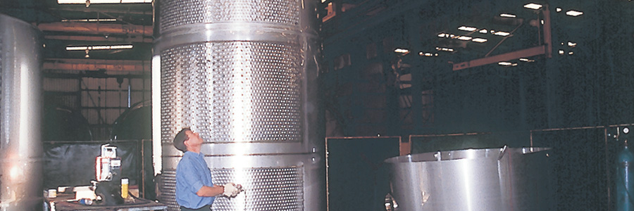 Use of Stainless Seel in the Wine Industry