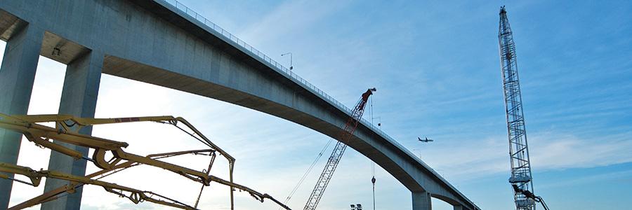 Stainless integral to bridge's 300 year design life