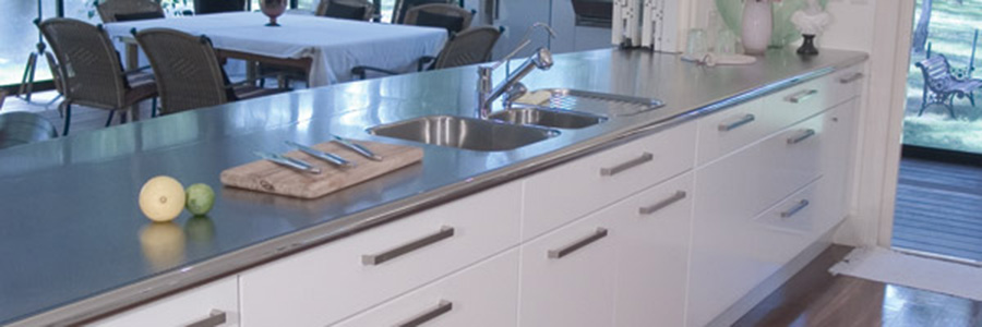 Designing kitchens of style with Bell Stainless